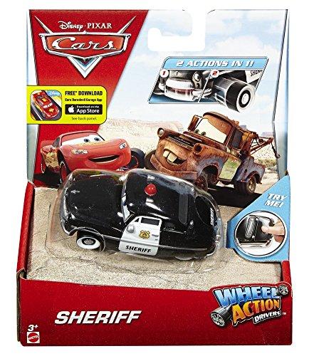 Wheel Action Drivers - Sheriff - Fahrzeug Maßstab 1:55 ()
