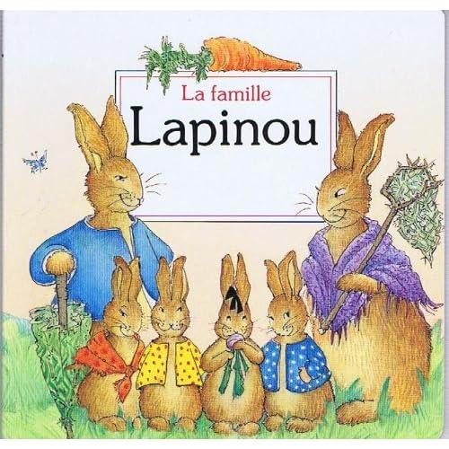 La famille lapinou