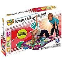 New Children Kids Electronic Music Dancing Challenge Playmat Dance Touch Sensitive Musical Play Mat Fun Toy