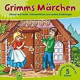Grimms Märchen: Hänsel und Gretel, Schneewittchen und andere Erzählungen bei Amazon kaufen