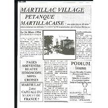 MARTILLAC VILLAGE - PETANQUE MARTILLACAISE