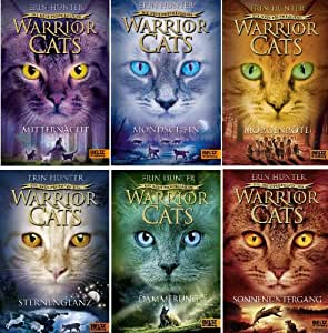 Warrior Cats Staffel Ii Die Neue Prophezeiung Band 1