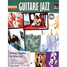 Guitare Jazz Maitrise Du Jeu En Accords/ Melodie Tab: Mastering Jazz Guitar -- Chord/Melody (French Language Edition), Book & CD (Methode Complete de Guitare Jazz)