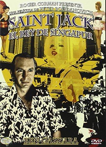 Saint Jack (1979) [ NON-USA FORMAT, PAL, Reg.0 Import - Spain ] by Ben Gazzara