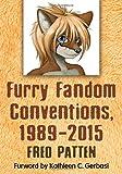 Furry Fandom Conventions, 1989-2015