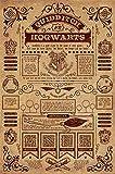 Postr 34067 Quidditch at Hogwarts