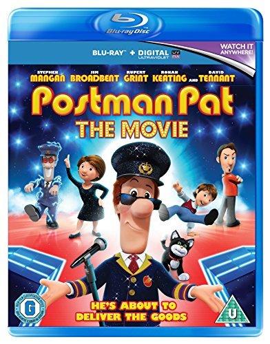 Postman Pat: The Movie ( ) (+ UV Copy) [ UK Import ] (Blu-Ray)
