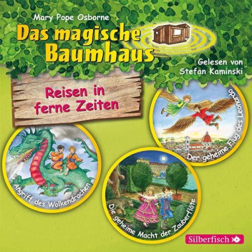 Reisen in ferne Zeiten. Die Hörbuchbox: 3 CDs (Das magische Baumhaus)