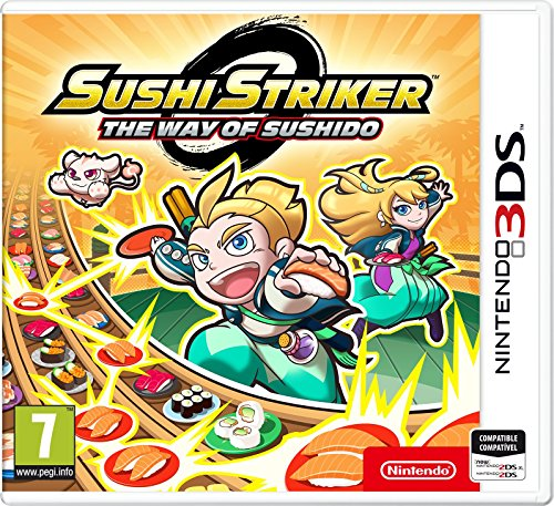 Sushi Striker: The Way Of Sushido (Variation)