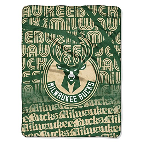 Northwest NBA-Episoden Micro Raschel Überwurf, 1NBA659000015RET, grün