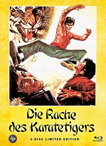 Die Rache des Karatetigers - Mediabook  (+ DVD) [Blu-ray] [Limited Edition] (Goon-film)