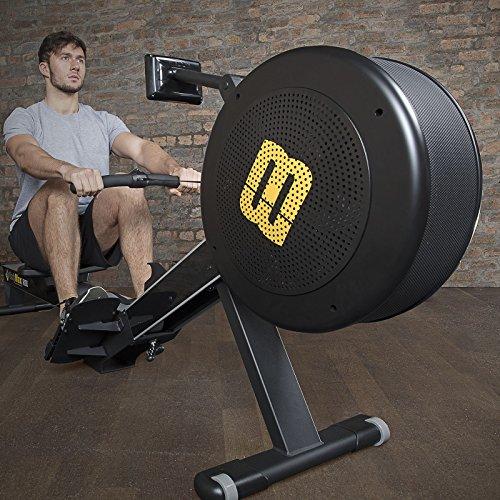 61tTfRlox7L. SS500  - Bodymax Infiniti R100 Super Rowing Machine