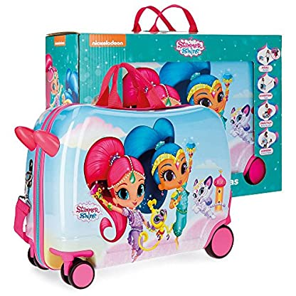Shimmer-and-Shine-Twinsies-Kindergepck-50-cm-34-liters-Mehrfarbig-Multicolor