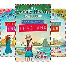 Amazon katy colins kindle store the lonely hearts travel club 3 book series fandeluxe