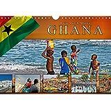 Reise durch Afrika - Ghana (Wandkalender 2017 DIN A4 quer): Ghana, faszinierender Staat im Westen Afrikas. (Monatskalender, 14 Seiten ) (CALVENDO Orte)