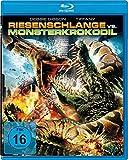 Riesenschlange Vs. Monsterkrokodil [Blu-ray]