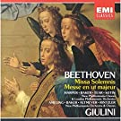 Beethoven: Missa Solemnis & Mass in C Major