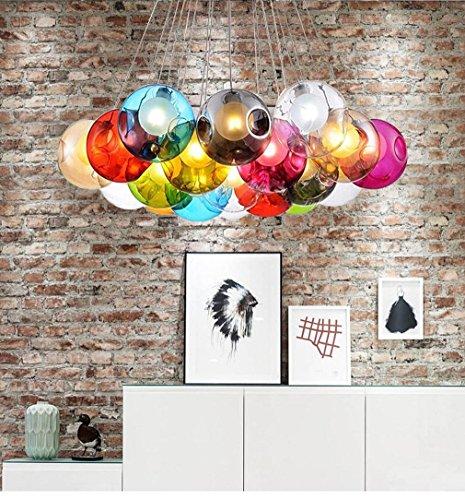 Bild zum Thema Bunte Lichter- aufregend und schillernd auf lampen-check.de
