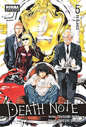 Death Note 5 (Shonen Manga - Death Note) por Obata Obha