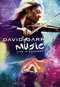 David Garrett - Music/Live in Concert [Edizione: Germania]