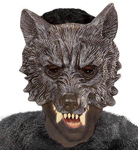 Wolf Kinder Maske (Medien Maske Kind Dunkle Wolf)