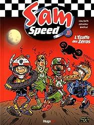 Sam Speed tome 3 L'étoffe des zéros