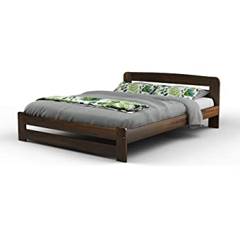 New King Size Solid Wooden Bedframe\