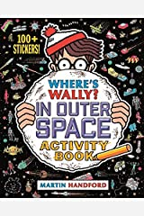 Where's Wally? In Outer Space: Activity Book Paperback