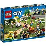 LEGO City Diversión en el parque: Gente de la ciudad - juegos de construcción (Niño/niña, Multicolor)