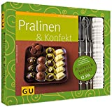 Set Pralinen & Konfekt: Mit 3 Pralinengabeln und 375 Papierförmchen (GU Buch plus)|GU Buch plus