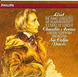 Liszt: Klavierkonzerte Nr. 1 & Nr. 2 3 Etudes De Concert