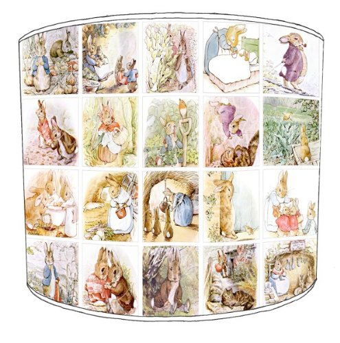 Premier lampshades table beatrix potter peter rabbit childrens premier lampshades table beatrix potter peter rabbit childrens lamp shades 10 inch sciox Image collections
