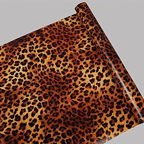 simplelife4u Sexy Leopard Print selbstklebend Regal Schublade