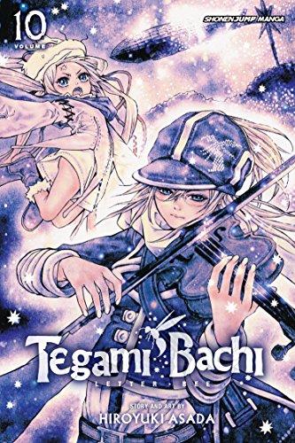 Tegami Bachi Volume 10 (Tegami Bachi, Letter Bee)