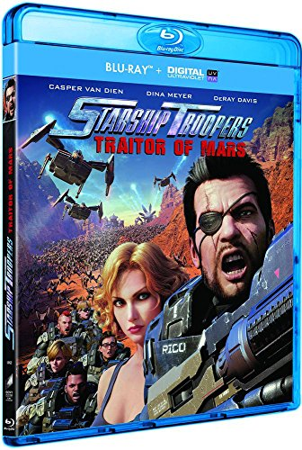 Image de Starship Troopers : Traitor of Mars [Blu-ray + Digital UltraViolet]