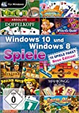 Windows 10 und Windows 8 Spiele - Neue Edition (PC)