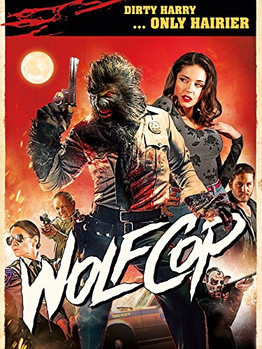 WolfCop Cover