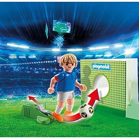 Playmobil - Sports et Action - Joueur de Foot Français