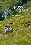 Fussgang: Von zu Hause über alle Berge bis ans Ende der Schweiz