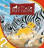 El Rey León. Lectura Nivel 2 (Leo con Disney)