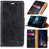 Huawei Enjoy 7S Huawei P Smart Case,Skin Girls Premium PU Leather Wallet Case Girls With Kickstand And Credit Card Slot Cash Holder Flip Case Compatible With Huawei Enjoy 7S Huawei P Smart