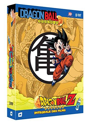 Dragon Ball & Dragon Ball Z : L'intégrale des films (Part 1)