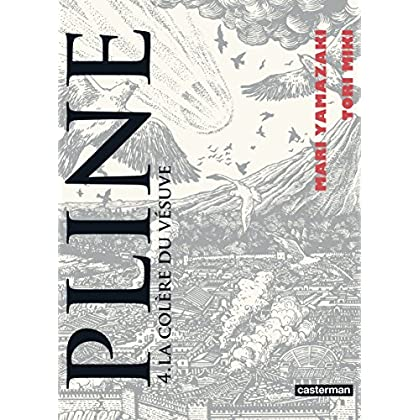 Pline (Tome 4) - La colère du Vésuve