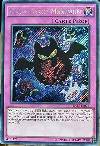 Yu Gi Oh Virus - carte Yu-Gi-Oh RATE-FR078 Virus Force