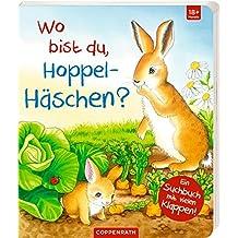 Wo bist du, Hoppel-Häschen?