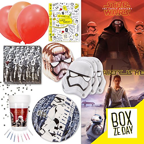 Kit anniversaires – Star Wars 61tUpphd2sL