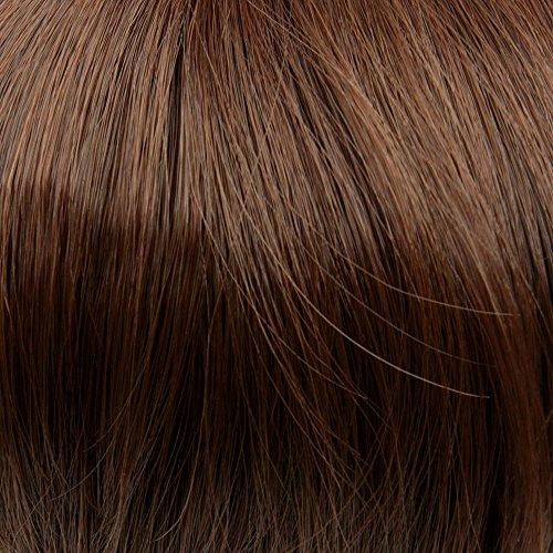 Prettyland k170 -7 pezzi clip-in extension 50cm pezzo capelli lisci set di dei capelli - br15