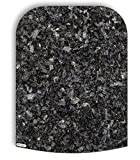 Stone4Slide® Thermomix Gleitbrett Gleiter aus Granit Blue Pearl