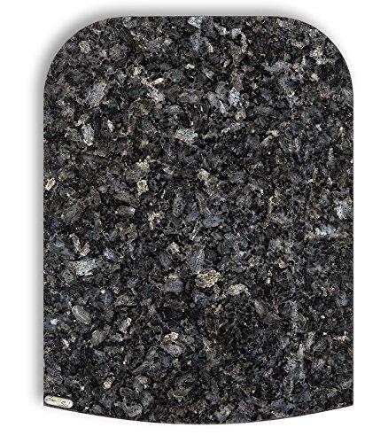 Stone4Slide® Thermomix Gleitbrett Gleiter TM6 TM5 TM31 aus Granit Blue Pearl -