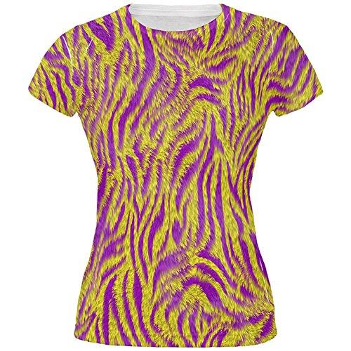 er Kostüm alle über Junioren T-Shirt Multi X-LG (Mardi Gras Kostüm Frauen)